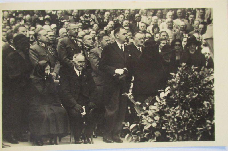 Österreich, Beerdigung Bundeskanzler Dollfuss, Eltern (43915)