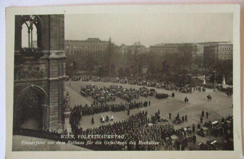 Österreich, Wien, Volkstrauertag, 1927 (29004)
