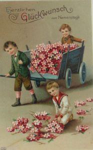 Reklamemarken, Seelig´s Kornkaffee  das Beste seiner Art  1910 ♥ (8931)