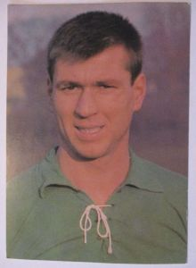Sport Fußball, Aral-Karte Josef Piontek, Werder Bremen (33792)