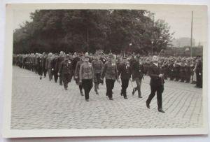 Österreich, Wien, Soldatentag Wien, Fotokarte, interessanter Text (7143)