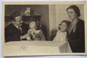 Österreich, Bundeskanzler Dr. Dollfuss, Familie (54759)