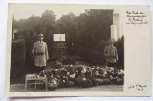 Österreich, Bundeskanzler Dr. Dollfuss, Grab Friedhof Wache (55044)
