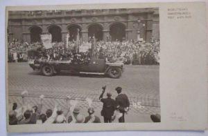 Österreich, Wien, 10. Deutsche Sängerbundfest 1928, Fotokarte (49832)