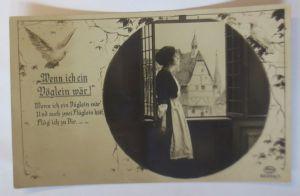 Zwerge, Reklame, Nähmaschine, Biesolt & Locke´s  Afrana 1908 ♥ (47283)