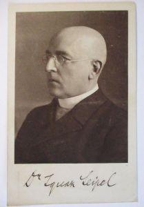 Österreich, Christlichsoziale Partei, Dr. Ignatz Seipel (37096)