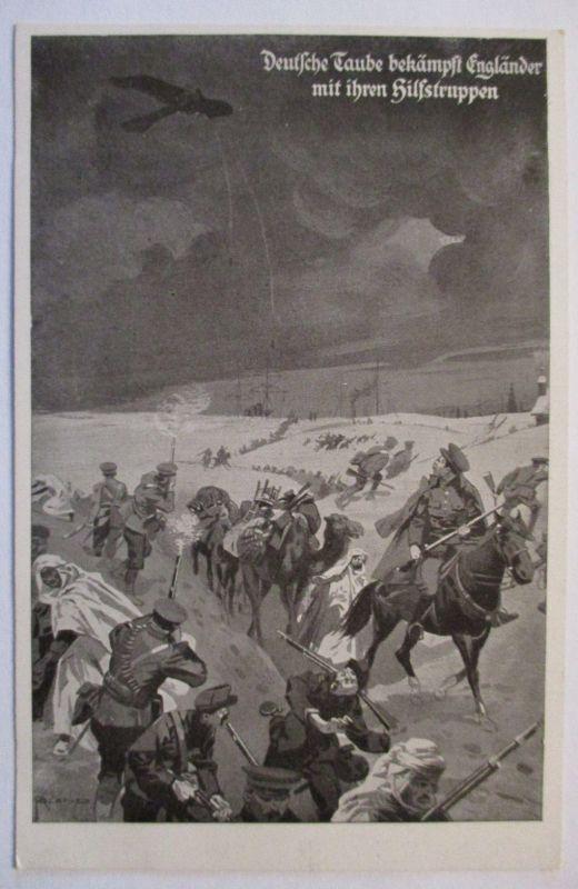 Westen, Deutsche Taube gegen Engländer und Araber (17002)