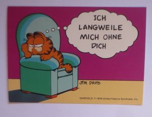 Comic Garfield, Jim Daivs        1978  ♥  (66658)