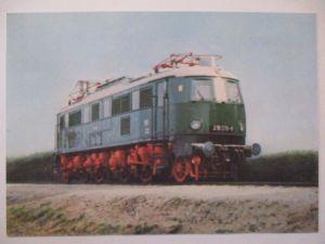 Eisenbahn, Reichsbahn Schnellzug Lokomotive, Opitz Privatganzsache (17302)