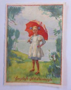 Neujahr, Kinder, Mode, Blumen, Rosen,   1909 ♥ (64366)