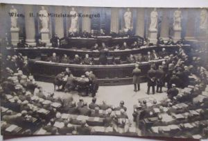 Italien Frankreich, Viktor Emanuel und Emile Loubet, Prägekarte 1904  (61014)