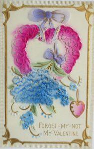 Neujahr, Frauen, Mode, Sekt,   1916 ♥ (9629)