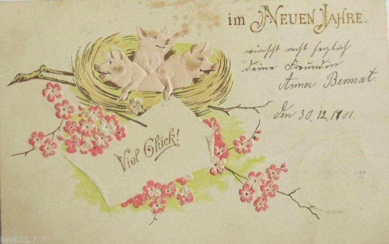 Telegramme, Telegraphie des Deutschen Reichs nach Hamburg 1912 ♥ (10648)
