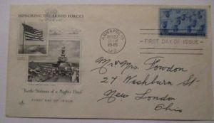 Geschichte 2.Weltkrieg WW 2, Marine 1945 USA (57209)