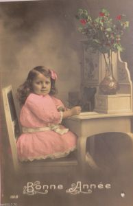 Kinder, Mode, Spielzeug, Puppe 1918 Stebbing Phot. ♥  (3241)