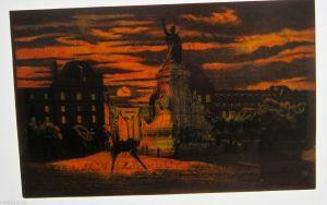 Künstlerkarte,Biedermeier, Kinder, Mode, Schwan, 1900, B. Sirven ♥ (5721)