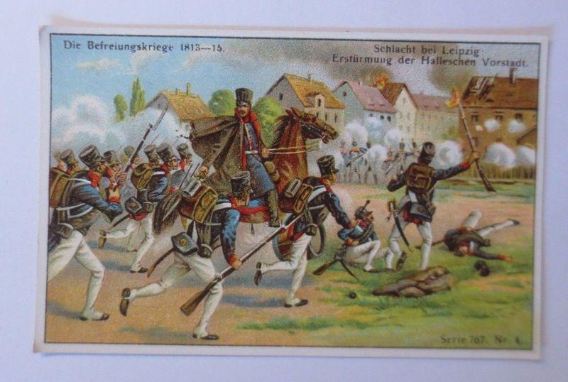 Kaufmannsbilder, Die Befreiungskriege 1813-15, Serie 767, Nr.4 ♥ (63935)