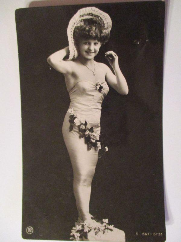 Frauen, Erotik, Fotokarte 1907 aus Ungarn (37632)