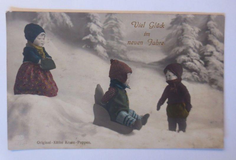 Original Käthe Kruse-Puppen,   1918  ♥ (67533)