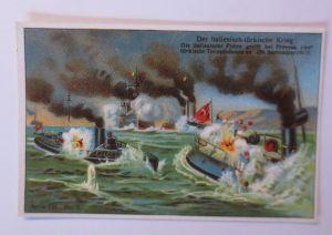 Kaufmannsbilder, Serie 735, Nr, 3, Der Italienische-Türkische Krieg ♥ (12480)