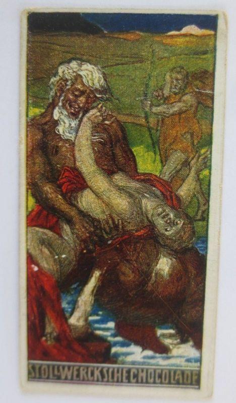 Scherenschnitt,  Goethe, An Friederile,1920, Primus, Marie Marg. Behrens♥(67740)