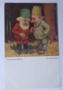 Zwerge, Das Geheimnis,   1921, Paul Lothar Müller ♥ (68003)