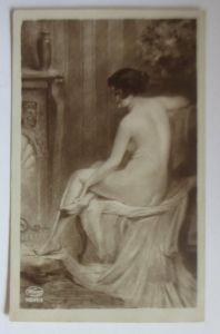 Künstlerkarte, Frauen, Erotik,    1920, Weco ♥ (68143)