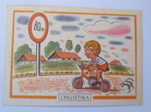 Dreirad, Kinder, Cyklistika  1966  ♥ (66209)