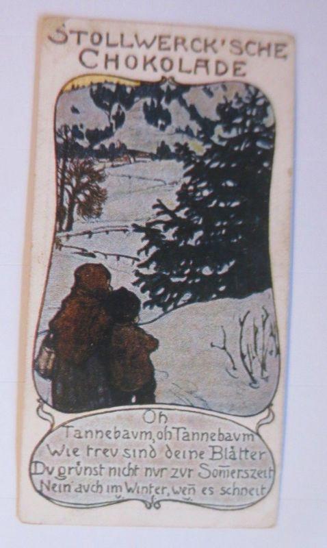 Stollwerck, O Tannenbaum, O Tannenbaum, Gruppe41,  Nr.5,  Album Nr.2  ♥ (28378)