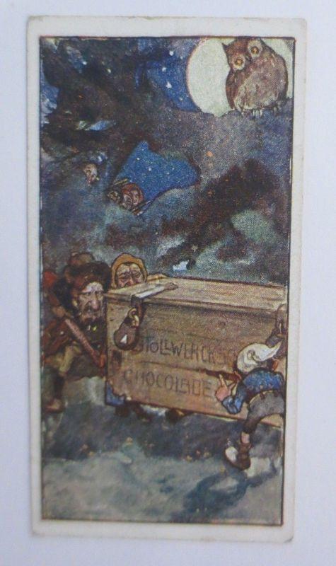 Stollwerck, Der Schatzgräber, Gruppe 147,  Nr.3, Album Nr.4,  1900 ♥ (30962)