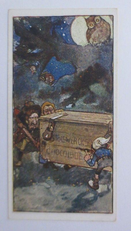 Stollwerck, Der Schatzgräber, Gruppe 147,  Nr.3, Album Nr.4,  1900 ♥ (45584)