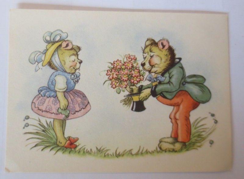 Bär, Ich gratuliere,  1945, Hedda Lehmann ♥ (57528)