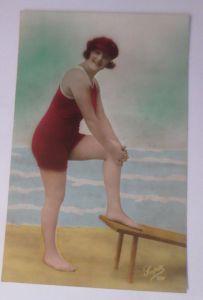 Bademoden, Frauen, Meer,     1910  ♥  (28624)