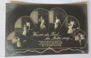 Kinder, Frauen, Fächer, Was mir als Kind die Mutter sang,  1914  ♥  (69449)