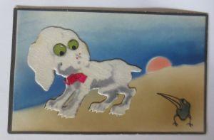 Fotokarte, Kinder, Mode, Reiten, Pferde,  1920  ♥ (70148)