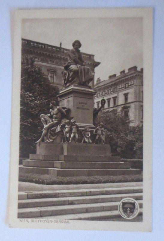 Deutscher Schulverein, Wien,  Beethoven Denkmal,   Nr. 209,  1914 ♥ (24079)