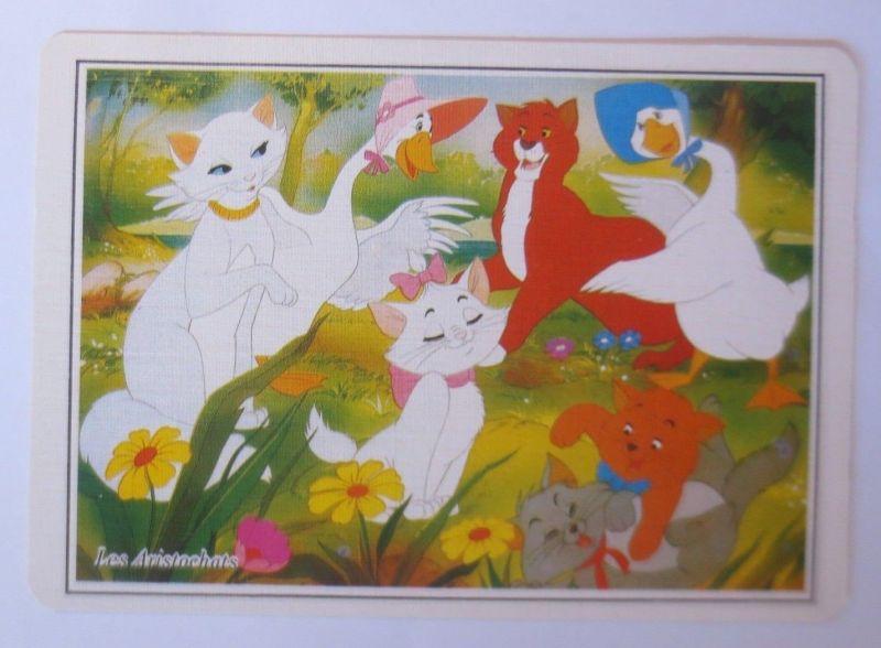 Walt Disney, Les Aristochats   1973  ♥  (66630)