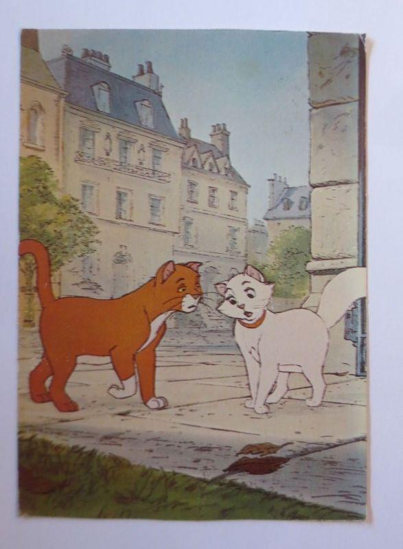 Walt Disney,   Aristocats  1974   ♥ (66627)