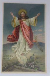 Ostern, Jesus, Heilige, Auferstehung, 1909 ♥ (49896)