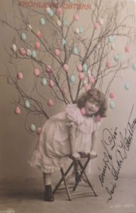 Weihnachten Engel Beten Weihnachtsbaum Kerzen 1904, Prägekarte ♥ (25631)