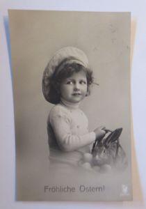 Ostern, Kinder, Mode, Korb, Hase, Eier,   1912 ♥ (67351)