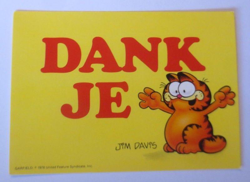 Comic Garfield, Jim Daivs        1978  ♥  (66663)