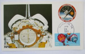 Weltraum Raumfahrt Space Shuttle 1983 (46021)
