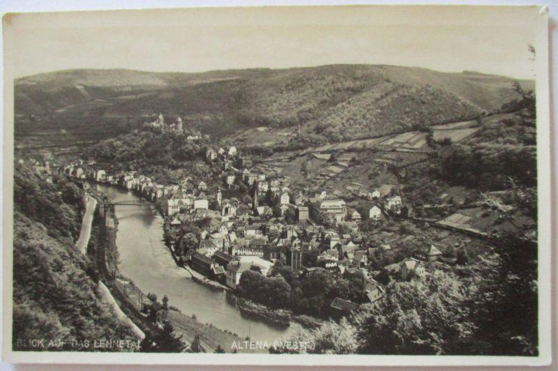 Blick auf Altena West, ca. 1930 (10)