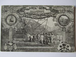 Geburtstag,  Blumen,  Maiglöckchen,  Anker, 1907,  Prägekarte ♥ (36951)