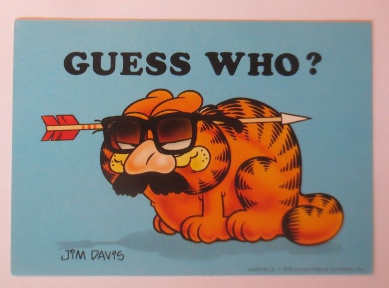Comic Garfield, Jim Daivs        1978  ♥  (66640)
