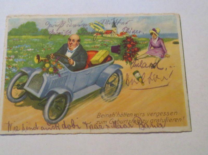 Geburtstag Auto Manner Frauen 1930 22783 Nr 22783