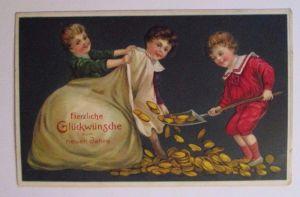 Künstlerkarte, Frauen, Mode, Hutmode,  1920, Vienne Munk ♥  (38841)