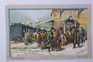 Kaufmannsbilder, Quer durch Sibirien, Serie 445, Nr.2 ♥ (63947)