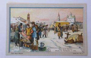 Kaufmannsbilder, Quer durch Sibirien, Serie 445, Nr.3 ♥ (63946)